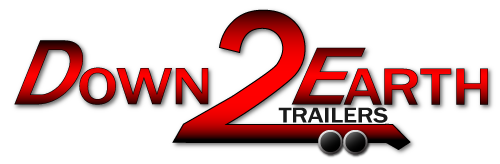 Down to Earth Trailers Logo