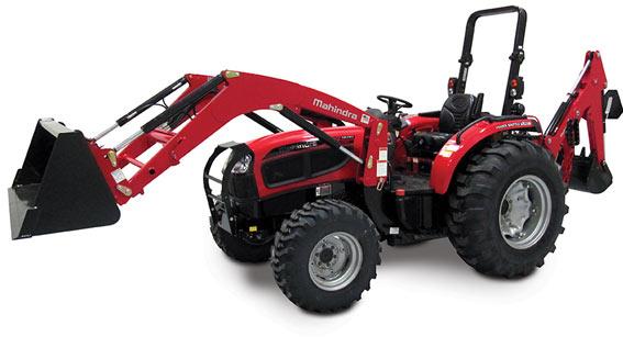 Mahindra 3500 Tractor