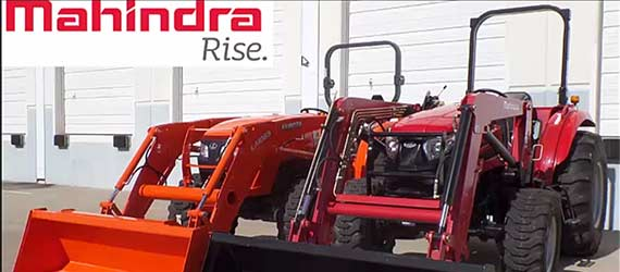 Mahindra 2555 vs. Kubota MX5200