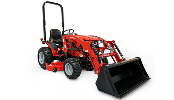 Mahindra eMax Tractor