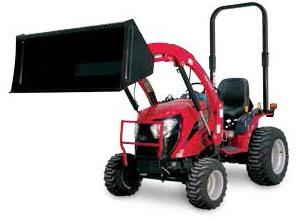 eMax Mahindra Tractor