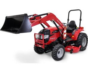 Mahindra 1500 series tractor