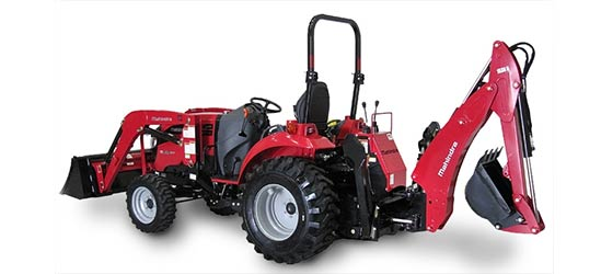 2016 Mahindra 1538 TLB Review