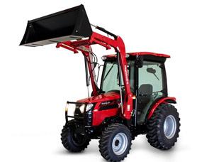 mahindra 2500 series tractor