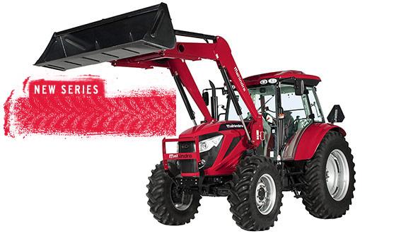 Mahindra Tractors - Vanco Outdoor Equipment - Henderson, NC