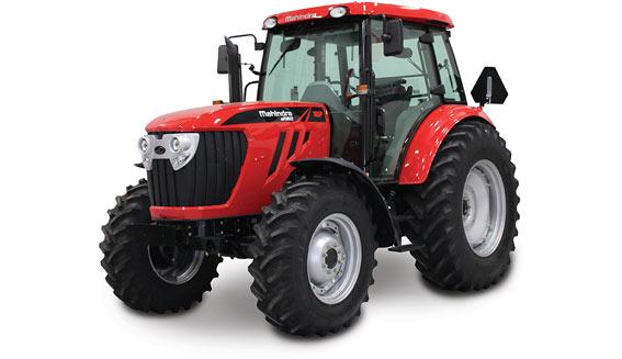 Mahindra mForce Tractor