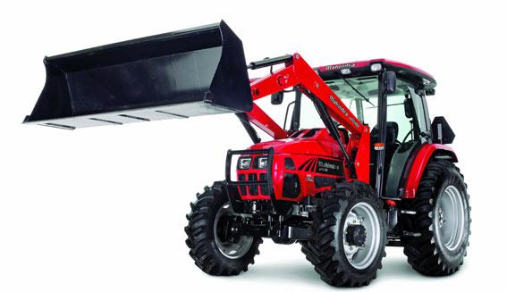 Mahindra mPower Tractor