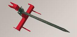 Rear Spear